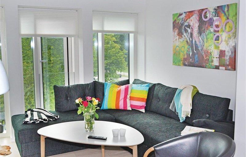 1 Zimmer Unterkunft in Aarhus C, casa vacanza a Risskov