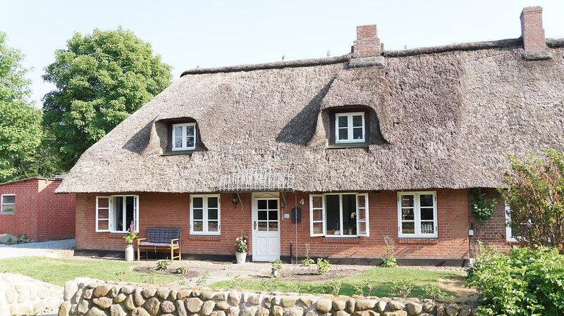 Nordsee - Traum unter Reet, casa vacanza a Bohmstedt