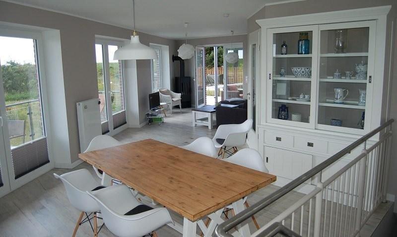 Zwei separate Schlafzimmer, Süd-Balkon und sonnige Terrasse!, location de vacances à Norderney