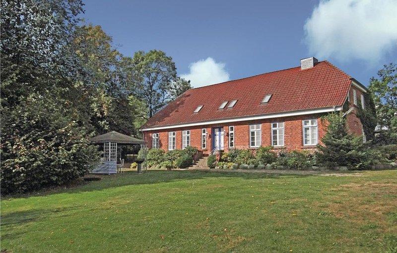 1 Zimmer Unterkunft in Metelsdorf OT Schulenb, alquiler vacacional en Schwerin