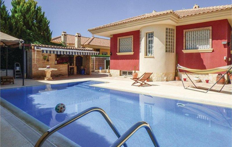 3 Zimmer Unterkunft in Lorqui, vacation rental in Las Torres de Cotillas