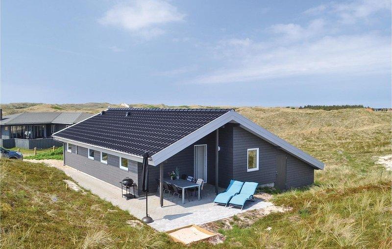 4 Zimmer Unterkunft in Hvide Sande, location de vacances à Hvide Sande