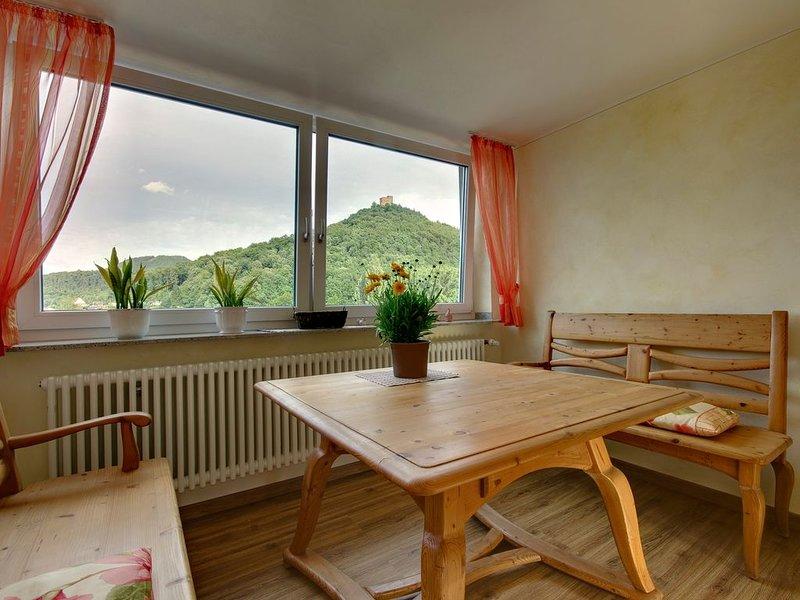 Ferienwohnung/App. für 4 Gäste mit 60m² in Annweiler am Trifels (71341), holiday rental in Rhodt unter Rietburg