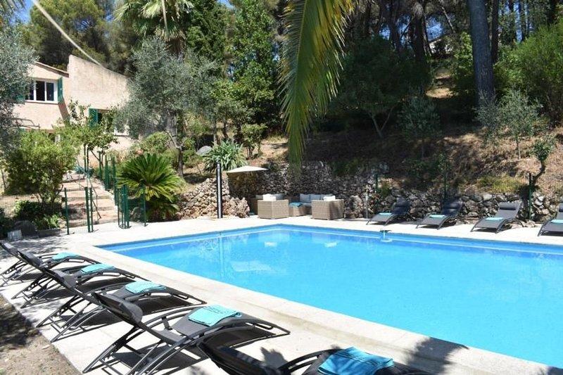 Ferienhaus Colomars für 12 - 15 Personen mit 6 Schlafzimmern - Ferienhaus, vacation rental in Colomars