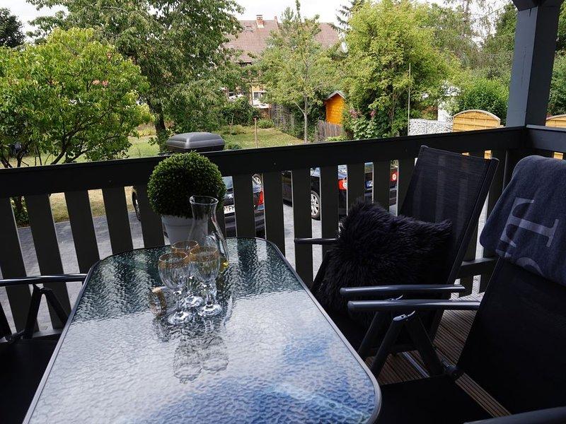 WG 1; Ferienhaus Hundermorgenfeld, holiday rental in Wernigerode