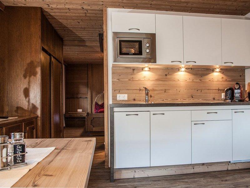 Ferienwohnung/App. für 3 Gäste mit 38m² in Kaunertal (60626), alquiler de vacaciones en Feichten