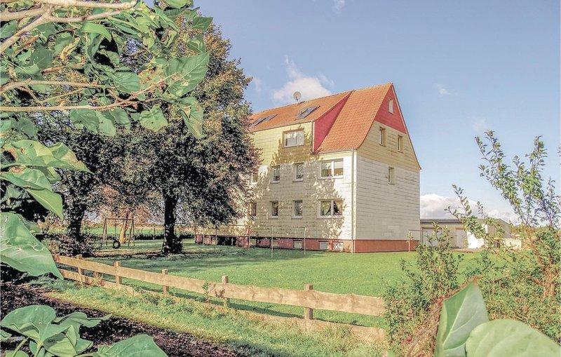 2 Zimmer Unterkunft in Insel Poel OT Wangern, holiday rental in Timmendorf