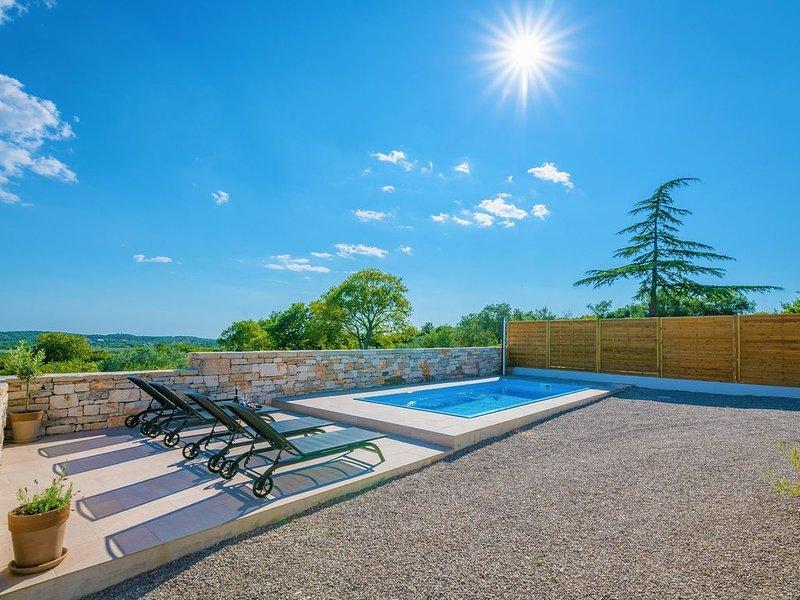 Neu: Steinhaus für 6 Personen mit Pool am  Lim-Fjord, location de vacances à Brajkovici