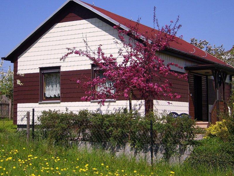 Ferienhaus für 4 Gäste mit 55m² in Waltershausen (110644), holiday rental in Hoerselberg-Hainich