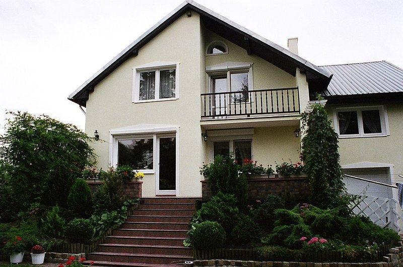 Appartement im Einfamilienhaus in Malbork, holiday rental in Northern Poland