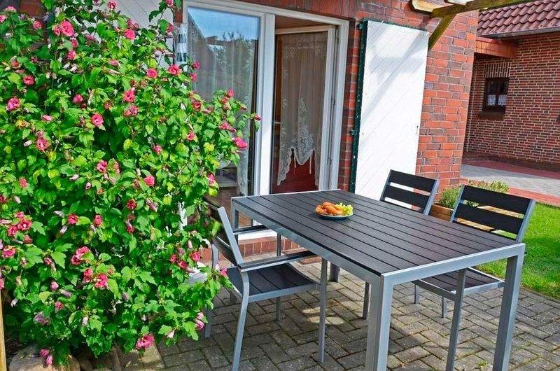 Ferienwohnung/App. für 2 Gäste mit 45m² in Wangerland (94332), casa vacanza a Wangerland