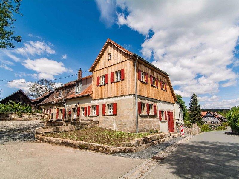 Bavaria, Bayreuth, Oberfranken. Exklusives Wohnen in fränkischem Kleinod, aluguéis de temporada em Franconia