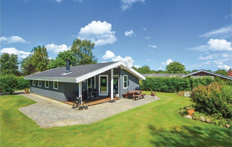 2 Zimmer Unterkunft in Hejls, aluguéis de temporada em South Jutland