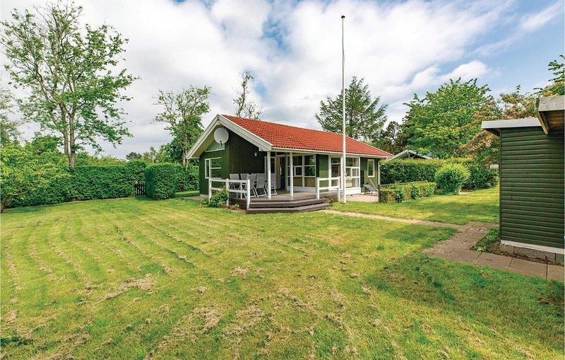 3 Zimmer Unterkunft in Føllenslev, holiday rental in Hoensinge
