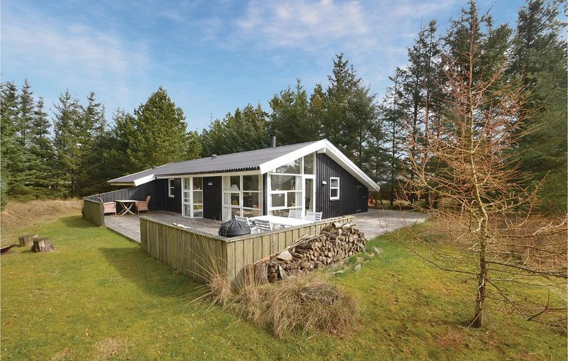 4 Zimmer Unterkunft in Fjerritslev, holiday rental in Jammerbugt Municipality