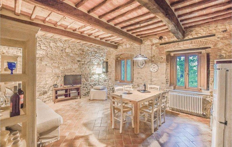 1 Zimmer Unterkunft in Civitella Marittima GR, aluguéis de temporada em Poggi del Sasso