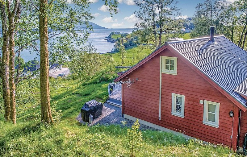 3 Zimmer Unterkunft in Naustdal, location de vacances à Fjaler Municipality