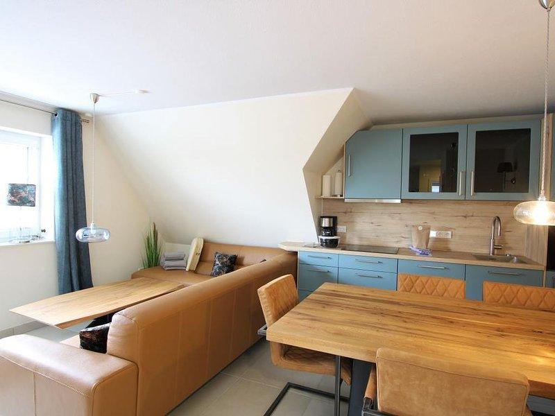 Seeblick 2 - Familienfreundlicher Luxus am Kutterhafen mit Sauna und 3 Schlafzim, alquiler vacacional en Norden