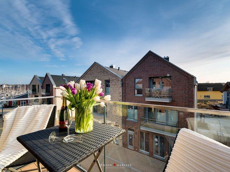 Ferienwohnung/App. für 4 Gäste mit 58m² in Heiligenhafen (20740), vacation rental in Heiligenhafen