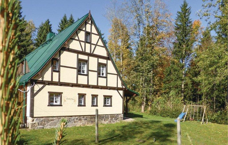 3 Zimmer Unterkunft in Auerbach/Grünheide, casa vacanza a Kraslice