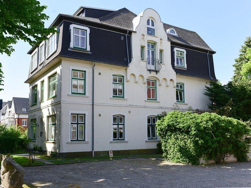Ferienwohnung/App. für 4 Gäste mit 42m² in Wyk auf Föhr (77990), casa vacanza a Foehr
