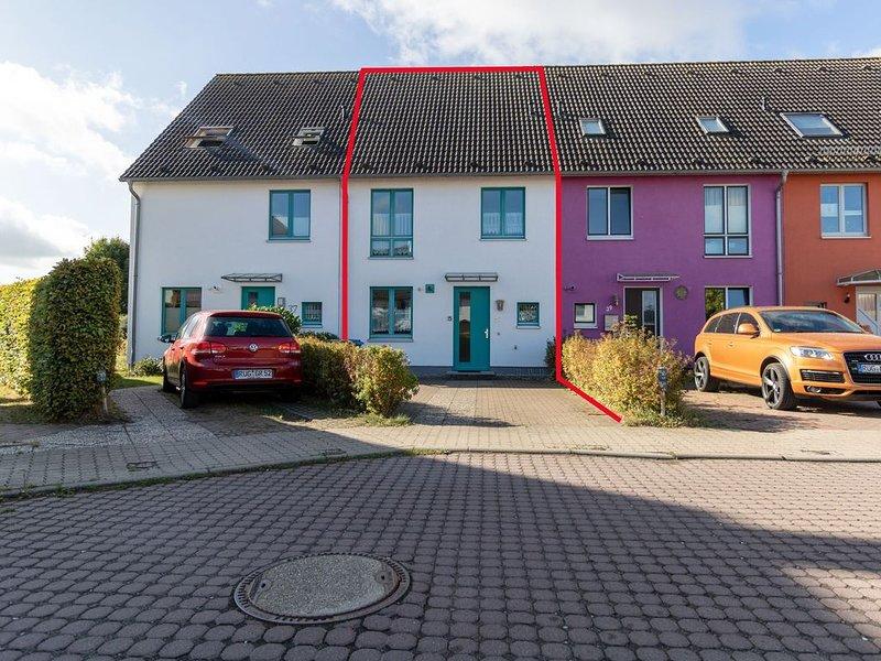 Ferienhaus Marike in Binz, holiday rental in Ostseebad Binz