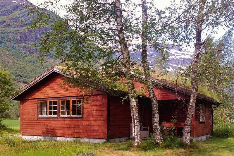 Ferienhaus, Oldedalen, casa vacanza a Veitastrond