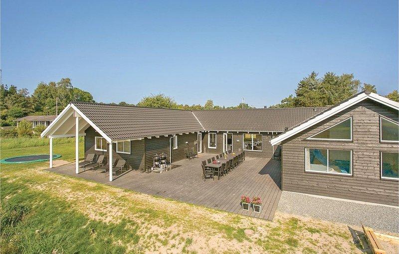 8 Zimmer Unterkunft in Vejby, location de vacances à Frederiksvaerk