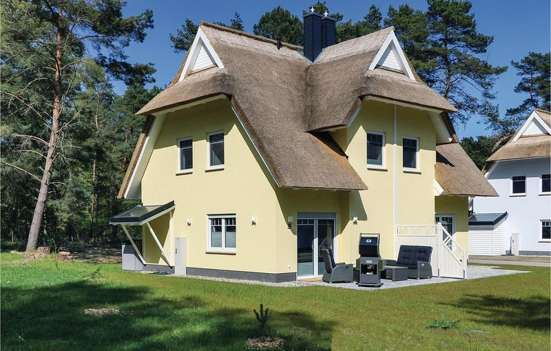 2 Zimmer Unterkunft in Zirchow/Usedom, vacation rental in Zirchow