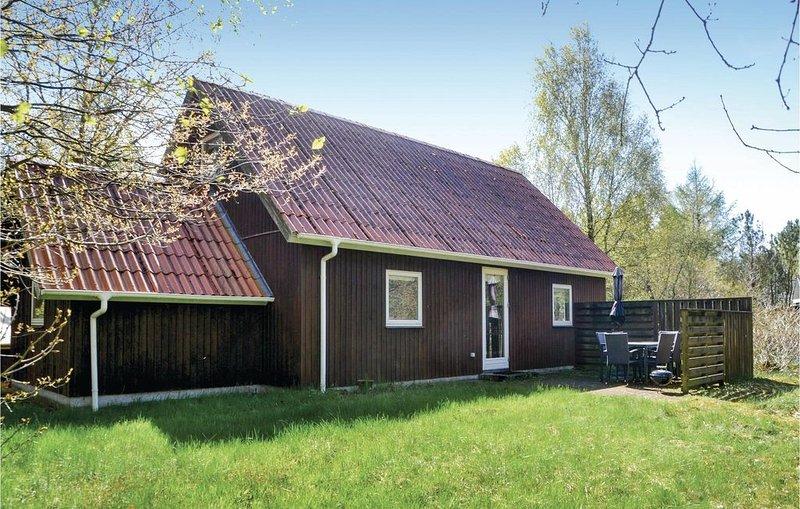 3 Zimmer Unterkunft in Give, holiday rental in Vesterlund