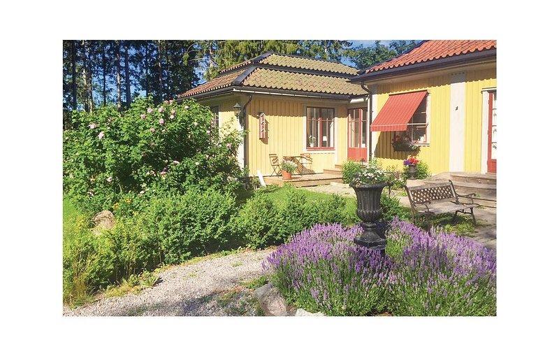 2 Zimmer Unterkunft in Gnesta – semesterbostad i Södermanlands län