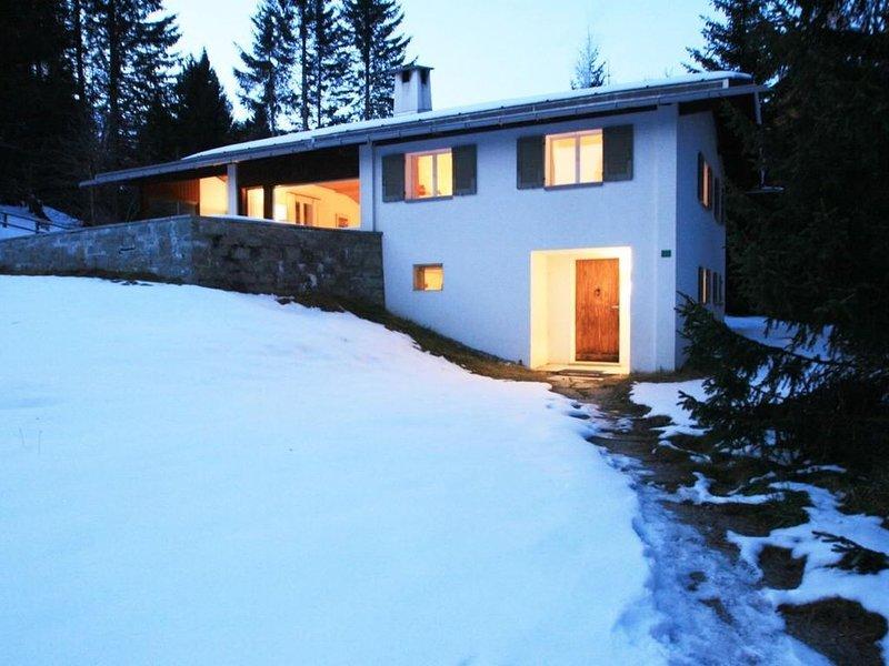 ** Ferienhaus Adele Chalet, Lenzerheide, location de vacances à Furstenau