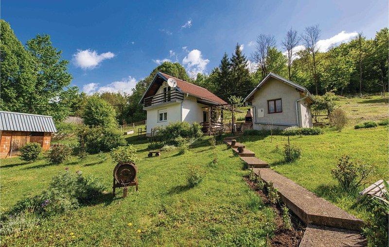 1 Zimmer Unterkunft in Kaluderovac, holiday rental in Gospic
