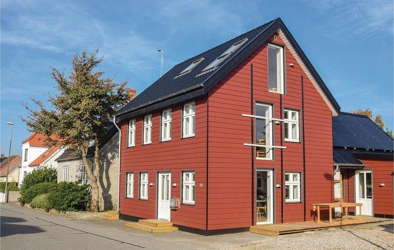 3 Zimmer Unterkunft in Bagenkop, Ferienwohnung in Marstal