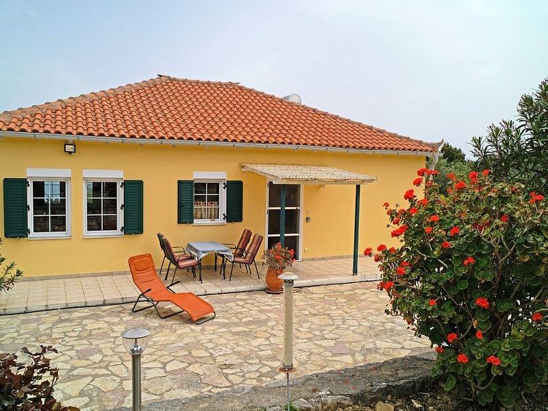 Exklusives, großzügiges Haus, romantisch gelegen mit grandioser Sicht zum Meer, location de vacances à Pylos-Nestor