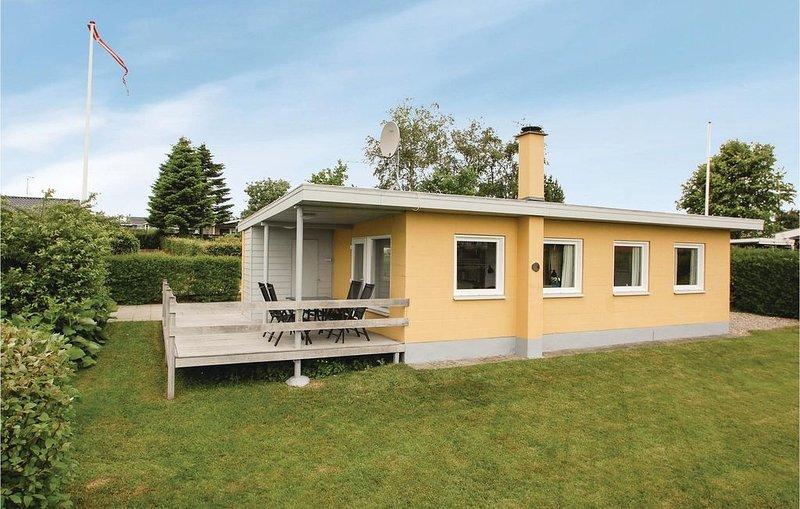 2 Zimmer Unterkunft in Hejls, location de vacances à Brenderup