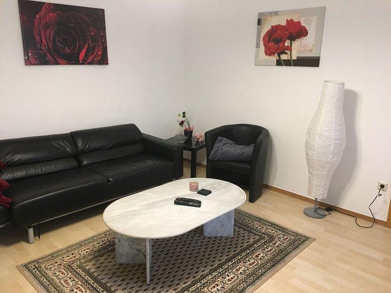 Chicke kleine Wohnung in der Innenstadt von Solingen, holiday rental in Remscheid