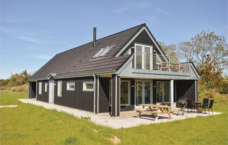 3 Zimmer Unterkunft in Skjern, aluguéis de temporada em Skjern
