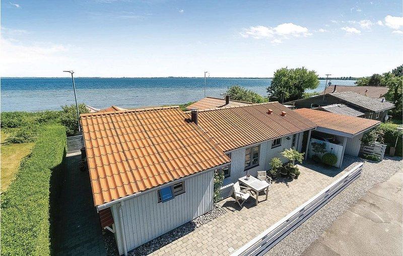 2 Zimmer Unterkunft in Kalvehave, location de vacances à Bogoe