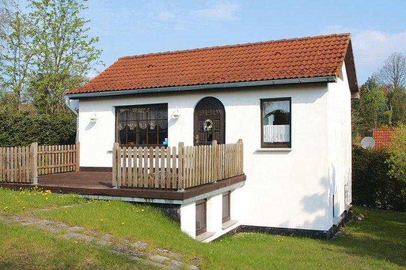 Ferienhaus, Dolgen am See, location de vacances à Muhl Rosin
