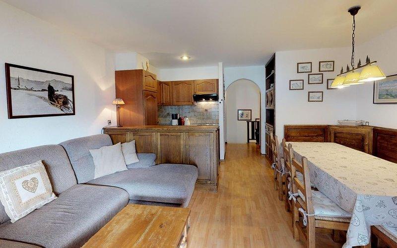 Mehrfamilienhaus an guter Lage unmittelbar an der Piste, location de vacances à Engadin St. Moritz