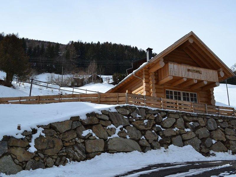 Cozy Chalet in Mörtschach with Private Garden, aluguéis de temporada em Flattach