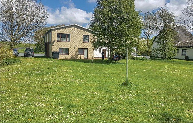 4 Zimmer Unterkunft in Hedwigenkoog, location de vacances à Vollerwiek
