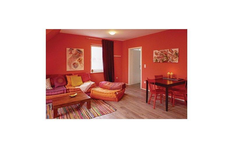1 Zimmer Unterkunft in Bengel, holiday rental in Neuerburg