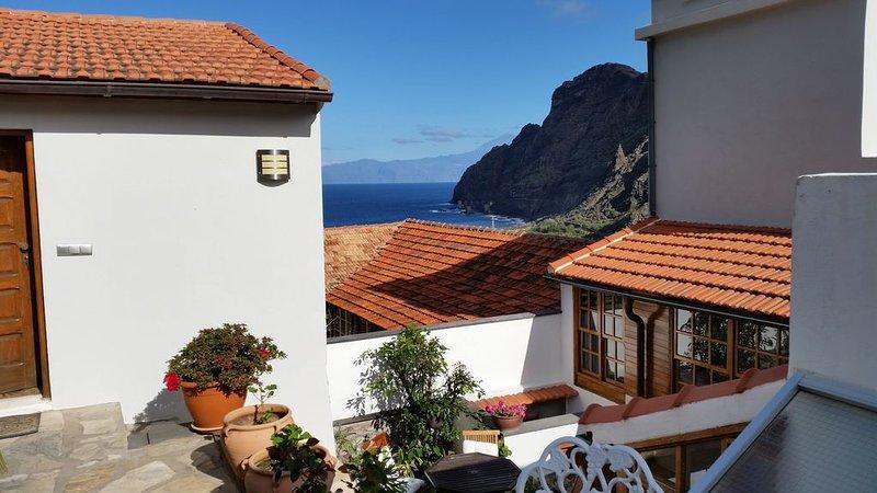 Casa Simone - view to the sea