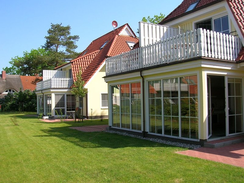 Gemütliche FeWo mit Süd-West-Terrasse für max. 4 Personen in Prerow a. d. Darß, location de vacances à Ostseebad Prerow