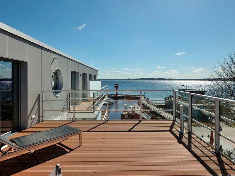 Ferienwohnung/App. für 5 Gäste mit 82m² in Eckernförde (14819), holiday rental in Eckernforde