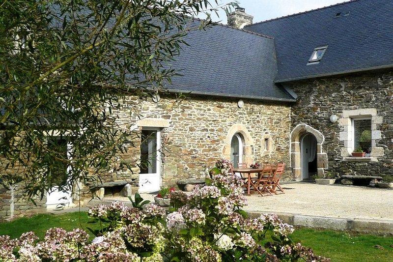 Ferienhaus, Plouégat-Guérand, holiday rental in Plouegat-Moysan