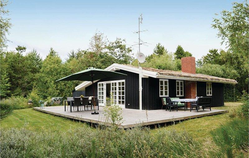 3 Zimmer Unterkunft in Rømø, holiday rental in Kongsmark