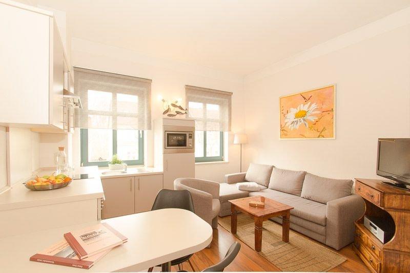 Sonnenschön, märchenhaft wohnen am Meer - Haus Sterntaler, casa vacanza a Warnemünde